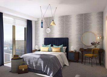 Thumbnail 3 bedroom flat for sale in Royal Docks West, Western Gateway