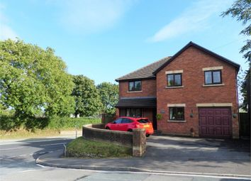 Thumbnail 4 bed detached house for sale in Garfield Avenue, Litchard, Bridgend, Mid Glamorgan
