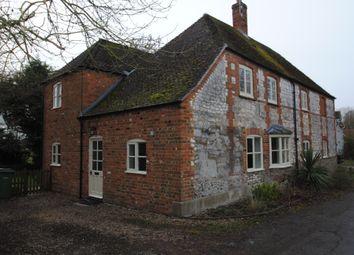 Thumbnail 4 bed terraced house to rent in Blenheim Road, Shirburn, Watlington