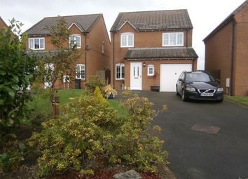 Thumbnail 3 bed detached house for sale in Fell View Close, Aspatria, Wigton