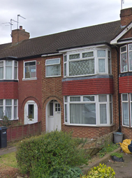 Thumbnail 3 bed terraced house to rent in Southbury Road, Enfield