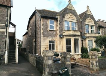 Thumbnail 3 bed flat to rent in Walliscote Road, Weston-Super-Mare