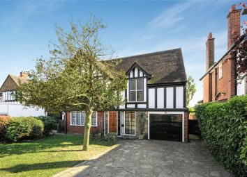 Thumbnail 4 bed detached house for sale in Lee Grove, Chigwell, Essex