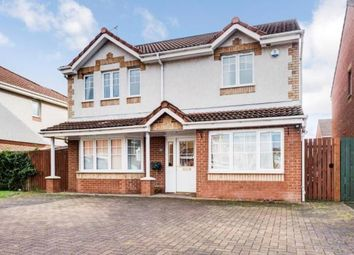 Thumbnail 4 bed detached house for sale in Westfarm Wynd, Cambuslang, Glasgow, South Lanarkshire