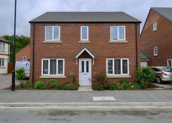 Thumbnail 4 bedroom detached house for sale in Oak Crest, Bawtry Road, Doncaster