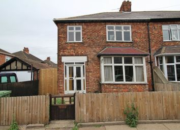 Thumbnail 3 bed semi-detached house for sale in Lampton Grove, Grimsby