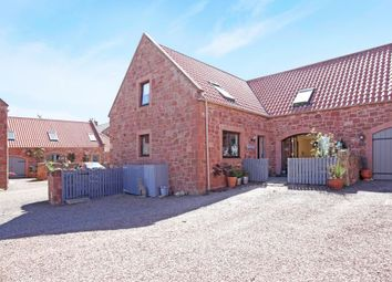 Thumbnail 5 bed terraced house for sale in The Old Dairy, 7 The Courtyard, Easter Broomhouse, Dunbar