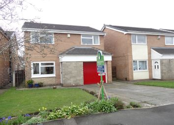 Thumbnail 3 bed detached house for sale in Medway, Fulwood, Preston