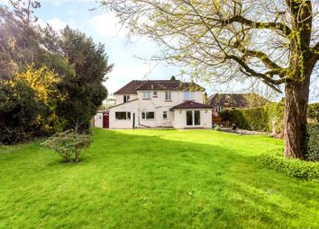 Thumbnail 4 bed detached house for sale in Netherne Lane, Merstham