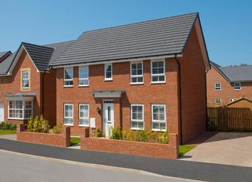 """Thumbnail 4 bedroom detached house for sale in """"Thornbury"""" at Dearne Hall Road, Barugh Green, Barnsley"""