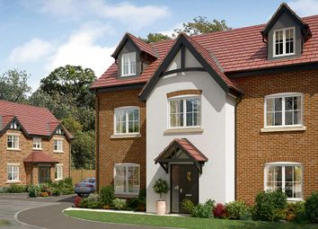 "Thumbnail 5 bed detached house for sale in ""The Needham"" at Wingfield Road, Alfreton"