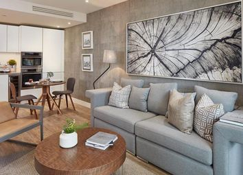 "Thumbnail 1 bed flat for sale in ""Waterford Point"" at Wandsworth Road, London"