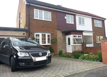 Thumbnail 3 bed semi-detached house for sale in St. Stephen Road, Great Sankey, Warrington