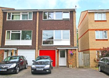 Thumbnail 4 bed end terrace house for sale in New Haw, Surrey