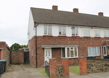 Thumbnail 3 bed terraced house for sale in St. Martins Close, Enfield