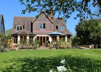 Thumbnail 4 bed detached house for sale in The Plantation, Curdridge, Southampton