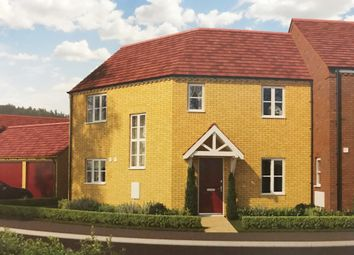 Thumbnail 3 bed end terrace house for sale in The Bullington, Spalding, Lincolnshire