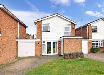 Thumbnail 3 bed detached house for sale in Merlin Close, Sittingbourne, Kent