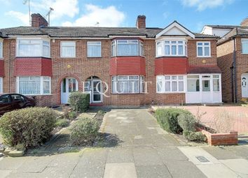 Thumbnail 3 bed terraced house for sale in Lynmouth Avenue, Enfield