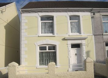 Thumbnail 3 bed semi-detached house to rent in School Road, Cefn Bryn Brain, Cwmllynfell, Swansea.