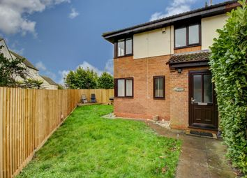 Thumbnail 2 bedroom terraced house for sale in Valens Close, Crownhill, Milton Keynes