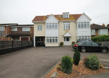 Thumbnail 2 bed flat to rent in Brentwood Road, Romford