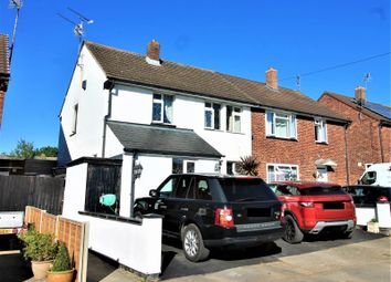 Thumbnail 3 bed semi-detached house for sale in Gwernant Road, Cheltenham