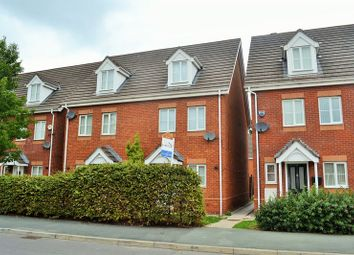 Thumbnail 3 bed town house to rent in St. Kevins Drive, Kirkby, Liverpool