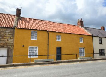 Thumbnail 3 bedroom terraced house for sale in High Street, Belford, Northumberland