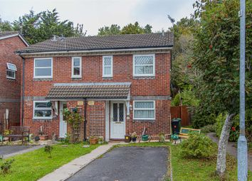 Thumbnail 2 bed semi-detached house for sale in Stallcourt Close, Cardiff