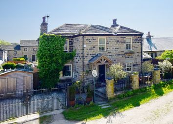 Thumbnail 4 bed cottage for sale in Applehaigh Lane, Notton, Wakefield