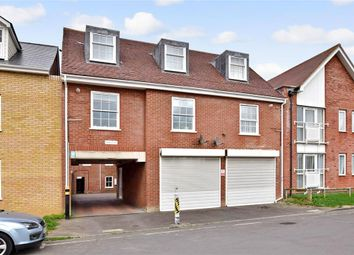 Thumbnail 2 bed flat for sale in Fairview Road, Sittingbourne, Kent
