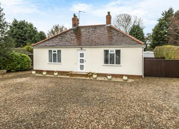 Thumbnail 3 bed bungalow for sale in York Road, Barmby Moor, York