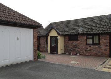 Thumbnail 2 bed detached bungalow for sale in Llys Gwyn Faen, Gorseinon, Swansea