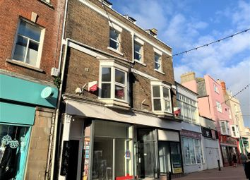 Thumbnail 1 bedroom flat for sale in St. Mary Street, Weymouth