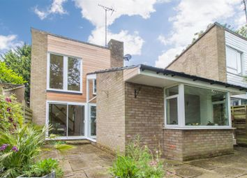 Thumbnail 3 bed detached house for sale in St. Marks Close, Hitchin