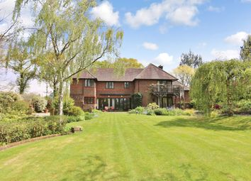 Thumbnail 4 bed detached house for sale in Botley Road, Bishops Waltham, Southampton
