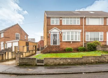 Thumbnail 4 bed semi-detached house for sale in Cwmgelli Close, Treboeth, Swansea