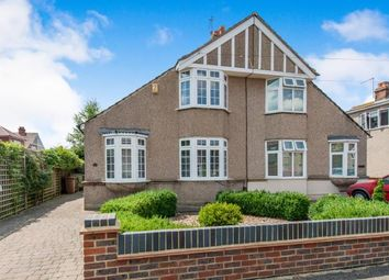 Thumbnail 3 bed semi-detached house for sale in Heathclose Avenue, West Dartford, Kent, UK