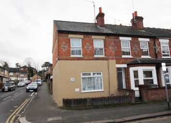 Thumbnail 3 bedroom end terrace house for sale in Norfolk Road, Reading