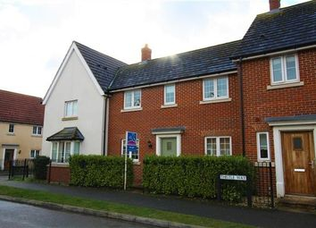 Thumbnail 3 bedroom terraced house to rent in Thistle Way, Red Lodge, Red Lodge