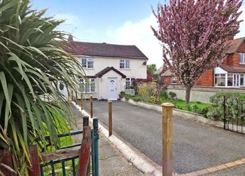Thumbnail 3 bed cottage for sale in Crook Lane, Winsford, Cheshire