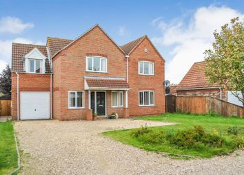 Thumbnail 5 bed detached house for sale in Captains Beck, Pinchbeck, Spalding