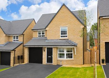 "Thumbnail 3 bedroom detached house for sale in ""Kelston"" at Manywells Crescent, Cullingworth, Bradford"