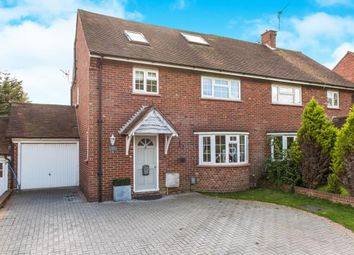Thumbnail 4 bedroom semi-detached house for sale in Guildford, Surrey