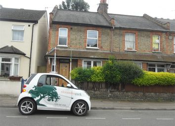 Thumbnail 3 bed end terrace house for sale in Sherwood Road, South Harrow, Middlesex