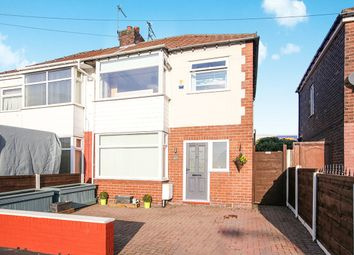 Thumbnail 3 bed semi-detached house for sale in Greg Street, South Reddish, Stockport
