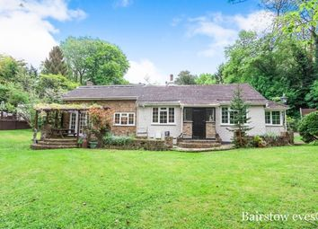 Thumbnail 5 bed bungalow to rent in Berrys Green Road, Berrys Green, Westerham