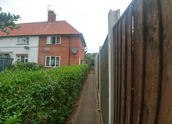 Thumbnail 2 bed terraced house to rent in Anslow Avenue, Lenton Abbey