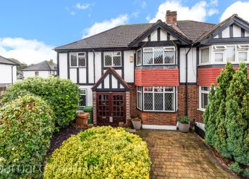 Thumbnail 4 bed semi-detached house for sale in River Gardens, Carshalton